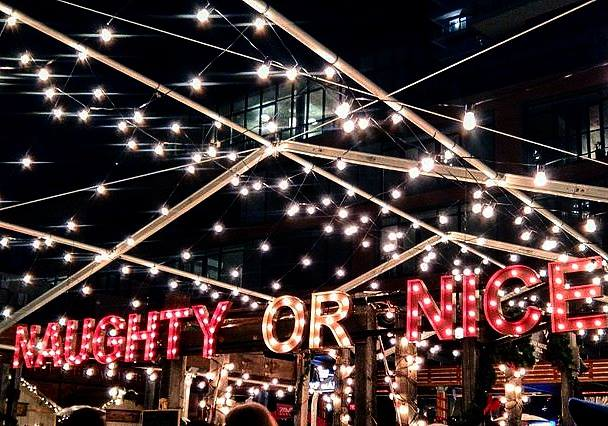 holiday events in downtown Toronto
