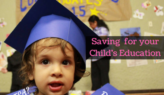 Paying for your Child's Education | 5 Important Steps