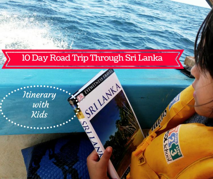 travelling with kids in sri lanka, sri lanka with kids