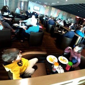 Lounge Access Saves the Day, AGAIN #MurphysDoSriLanka