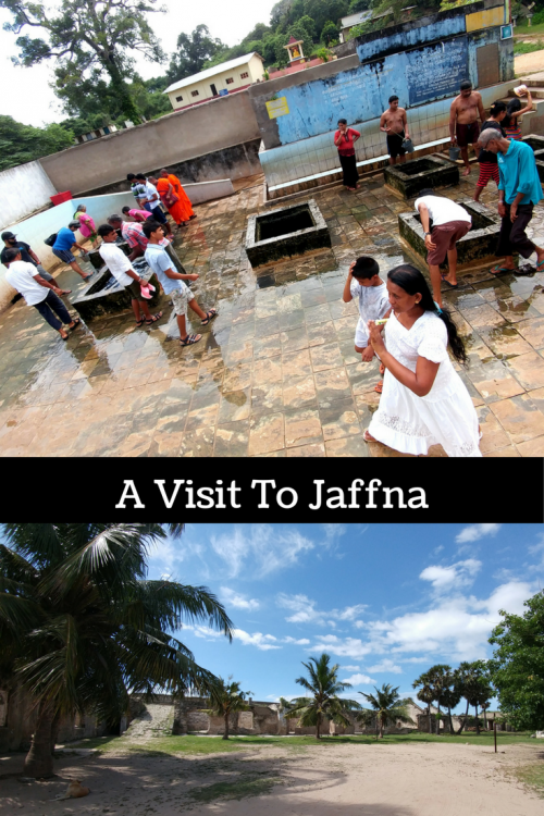 jaffna with kids