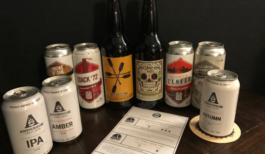 The Brew Box | A Great Monthly Beer Club