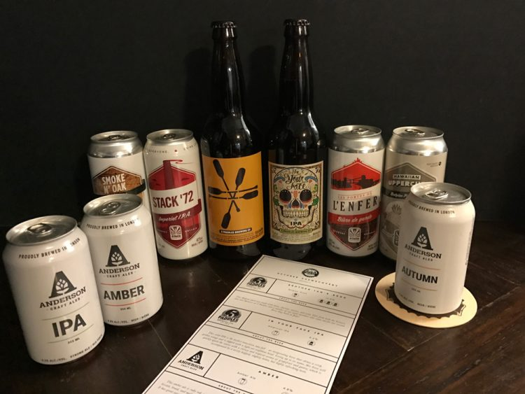 The Brew Box Club