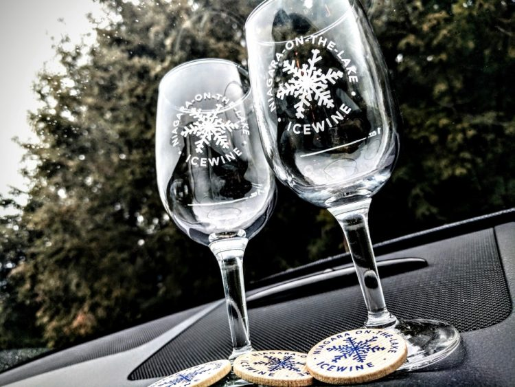 icewine festival with kids