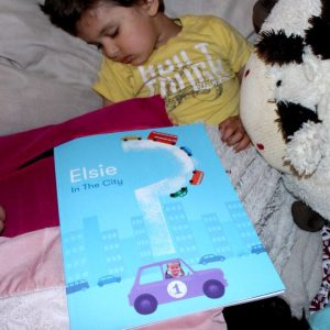 Personalized Kids Book with photo