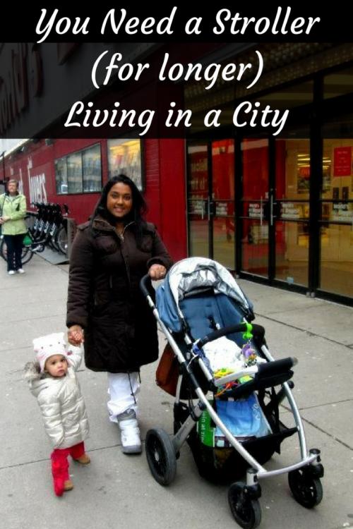 best stroller for city