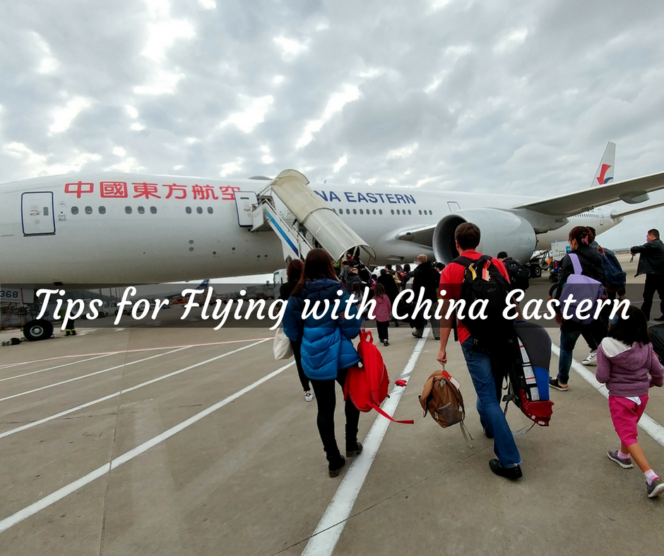 China eastern airlines review