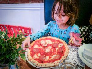 Kid Friendly Restaurants - Lambretta Kids Pizza