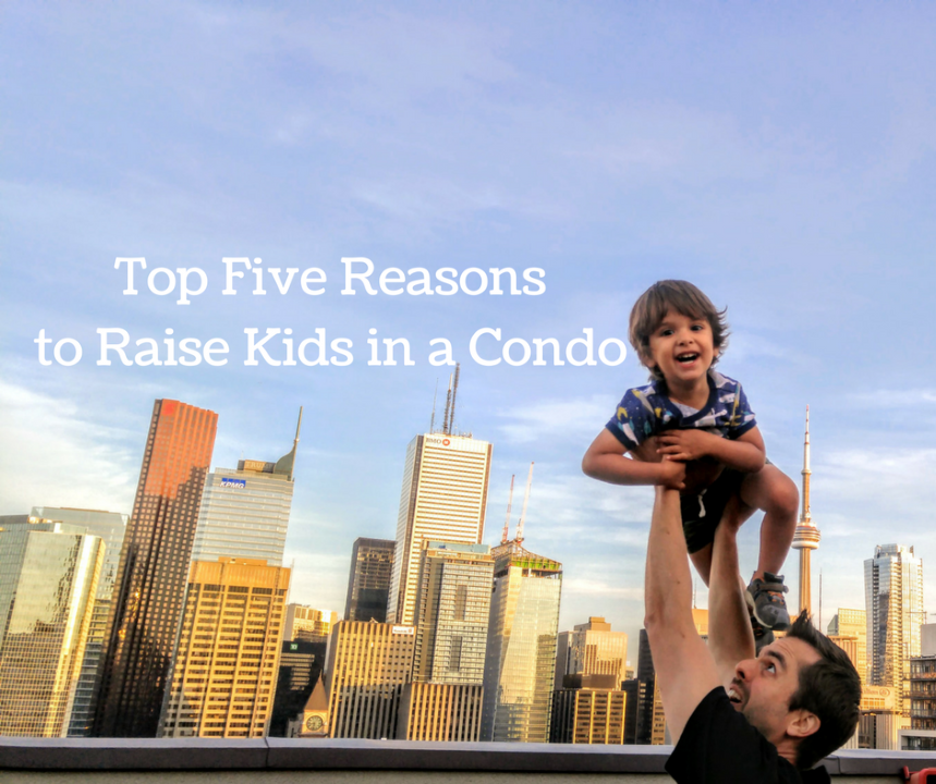 why raise kids in the city