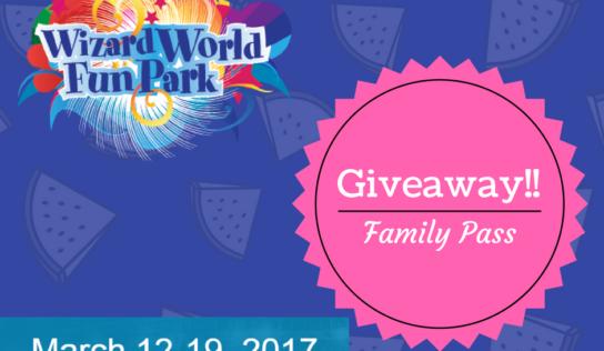 Wizard World Fun | Giveaway