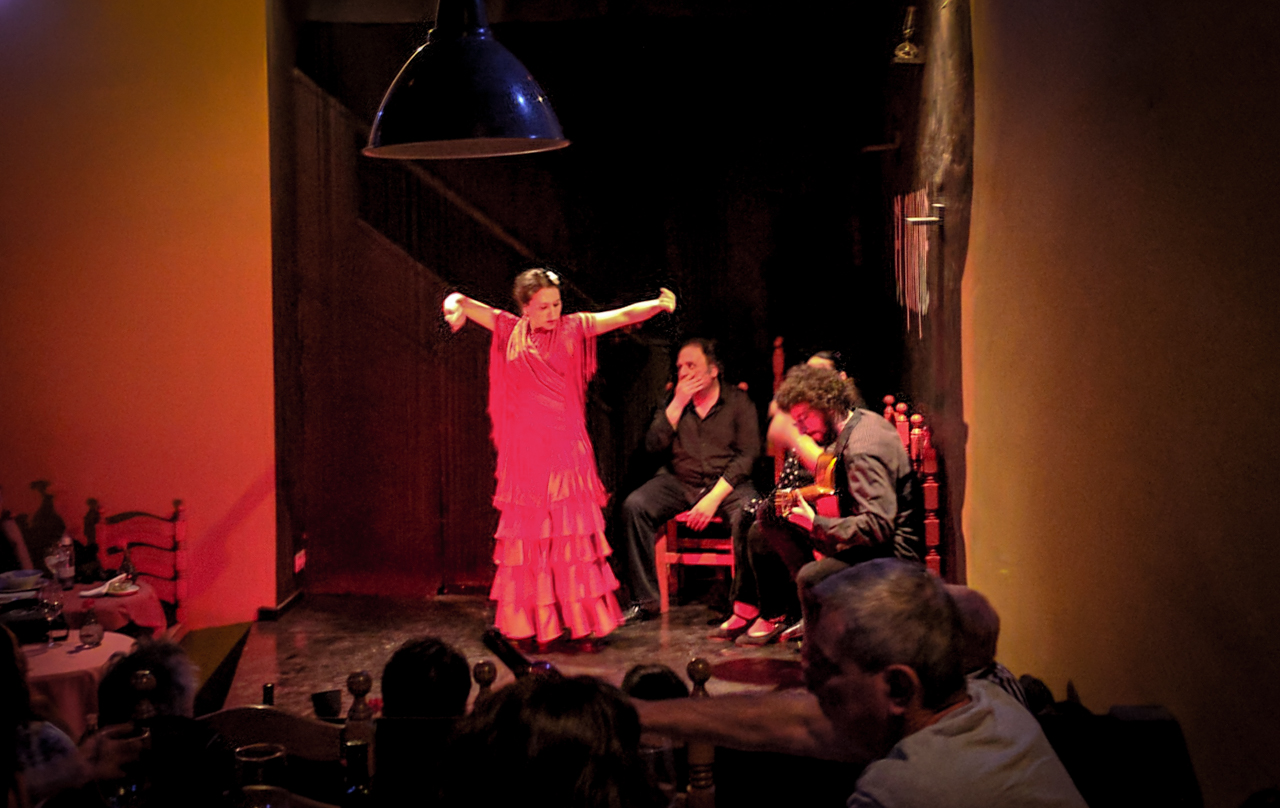 Ronda Flamenco Show