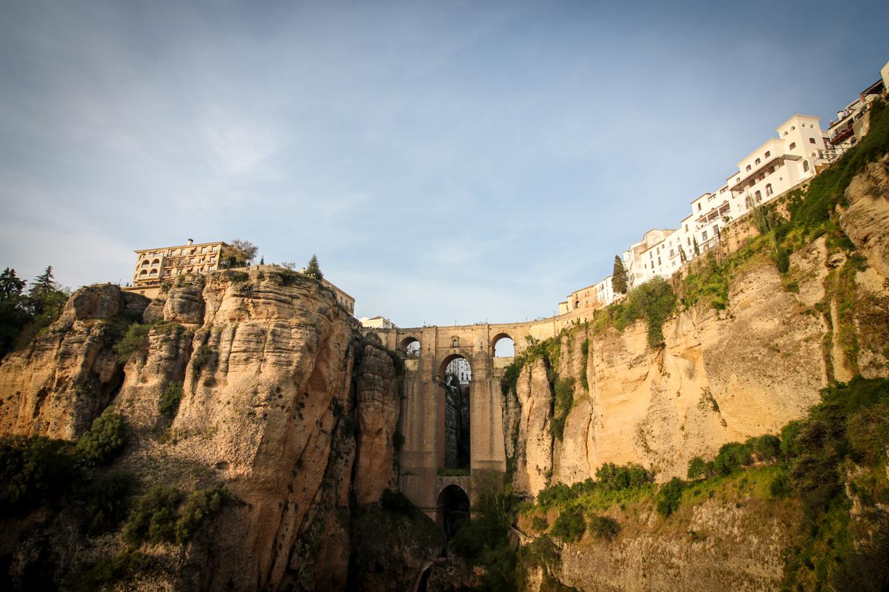 Ronda El Tojo Canyon