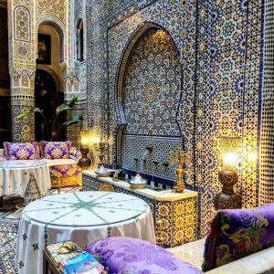 Two Great Places to Eat inside the Fes Medina