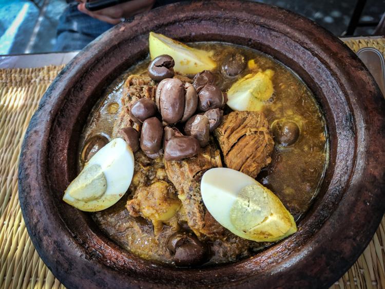 Kafe Merstan Beef Tagine