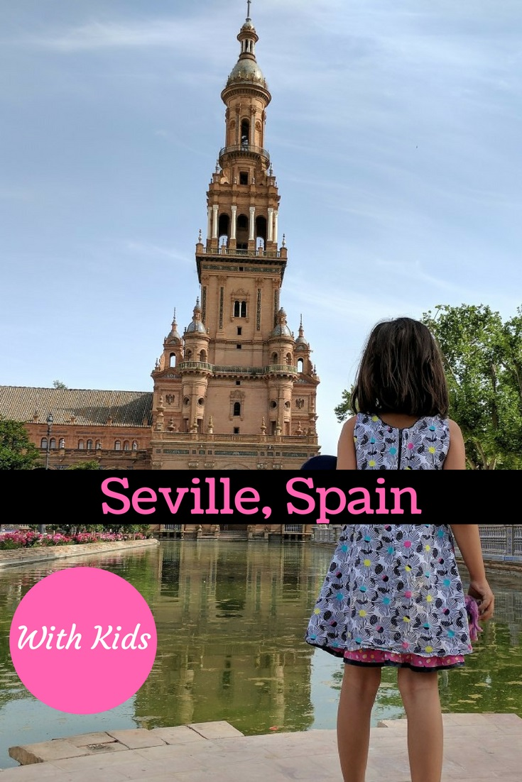 seville with kids