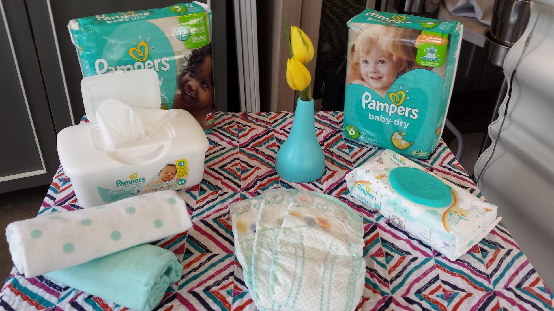 Pampers Comfort #LoveSleepPlay | Giveaway
