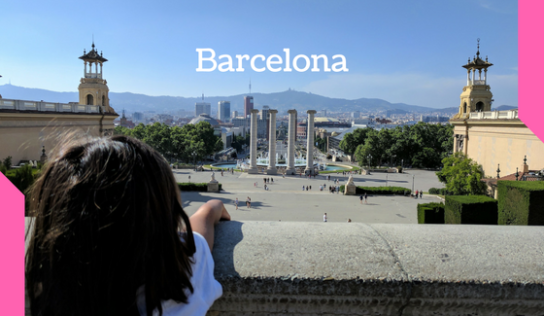 Barcelona With Kids #MurphysDo148Days