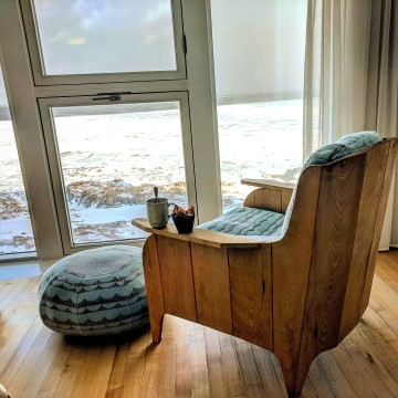 A Unique Experience at Fogo Island Inn