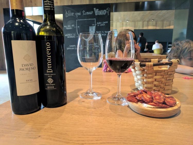winery visit la rioja