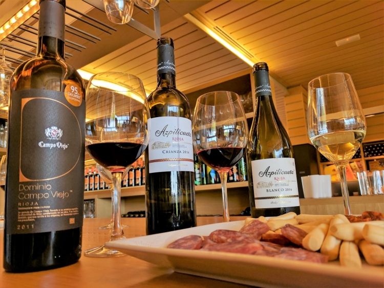 how to visit campo viejo winery tour