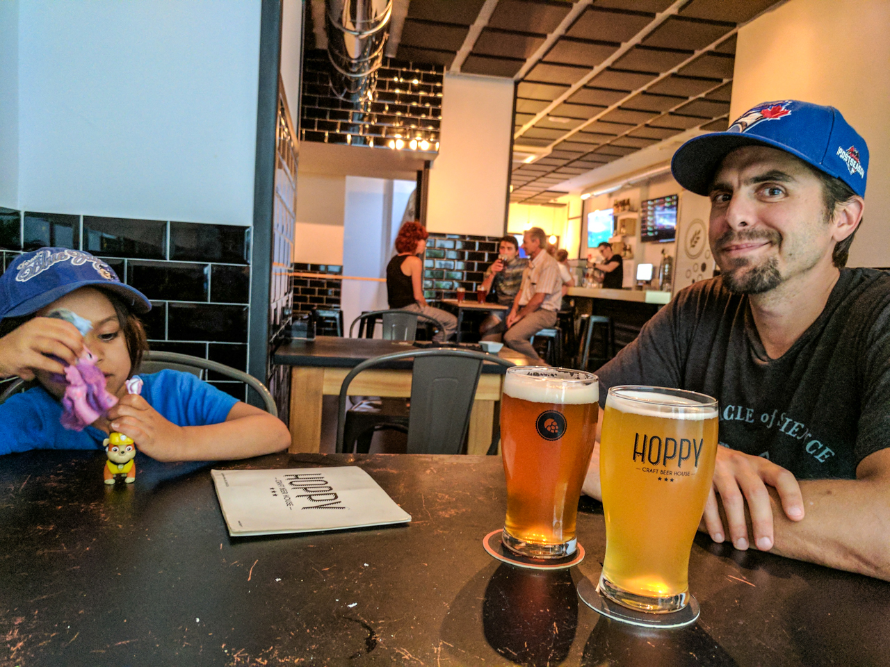 Hoppy Craft Beer Bar