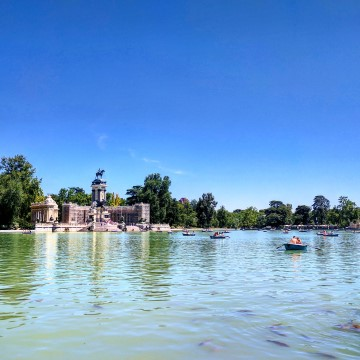 Madrid With Kids : 5 Free Things