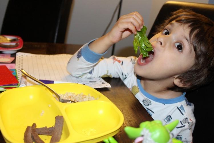 easy kids dinner