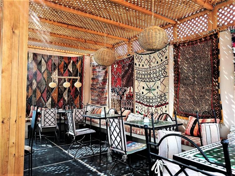 Where to eat Medina Marrakech