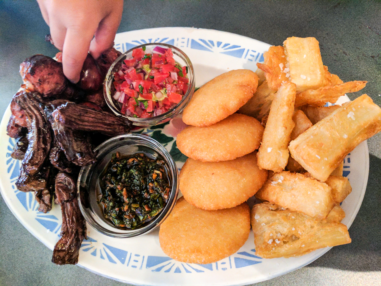 Machete Latino Street Food