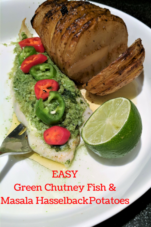Easy Indian Fish recipe