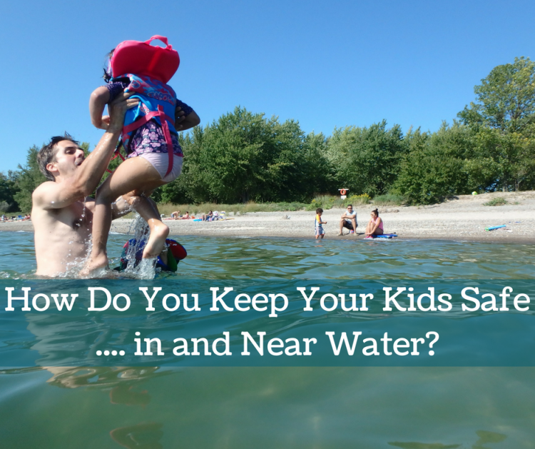 water safety with little kids