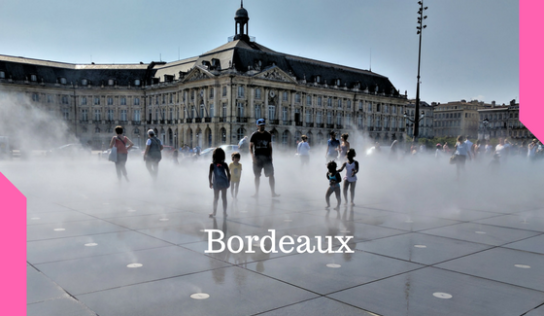 A Weekend in Bordeaux with Kids #MurphysDo148Days