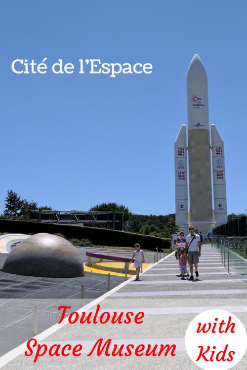 Cité de l'Espace Toulouse Space Museum
