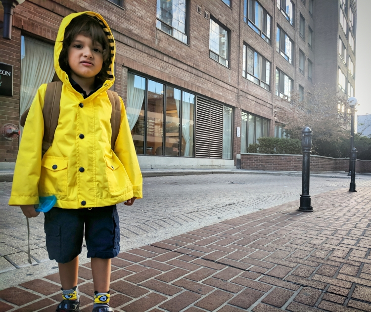 Toronto junior kindergarten experience