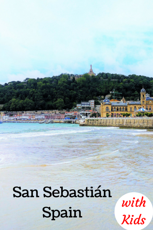 where to eat in what to do in san sebastian with kids