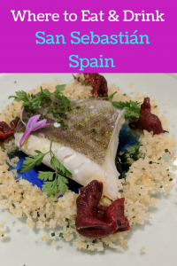craft beer and tapas in san sebastian