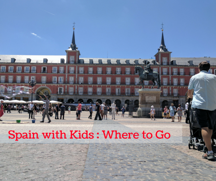 Which Spanish city to visit with kids