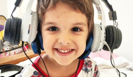 Best Kids Headphones #CozyPhones