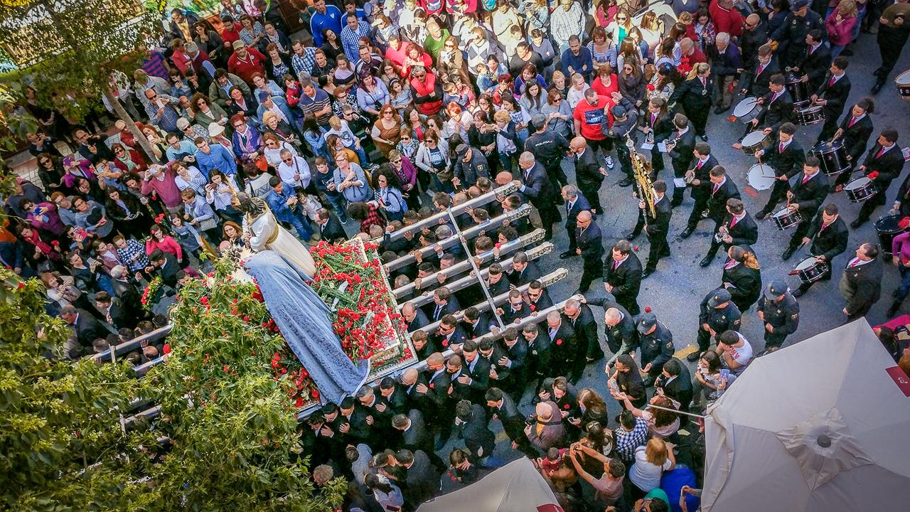 Semana Santa in Málaga