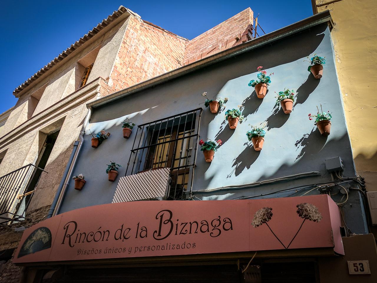Rincón de la Biznaga