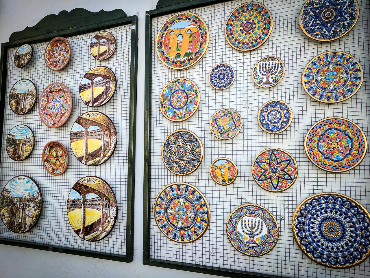 Decorative Plates Ronda