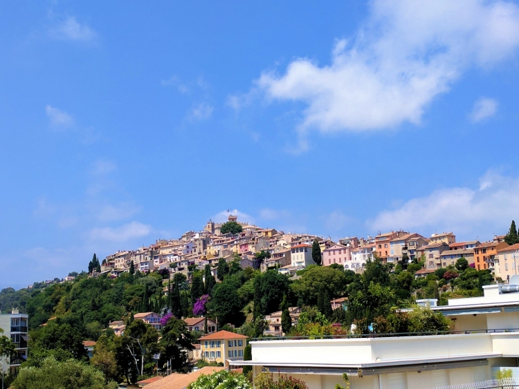 Cagnes sur mer with kids
