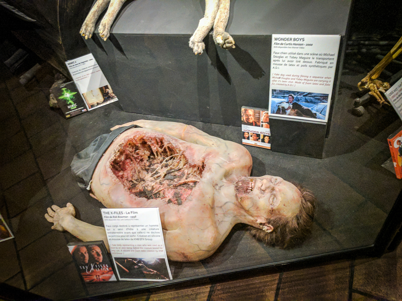 Lyon Miniature Museum X-Files
