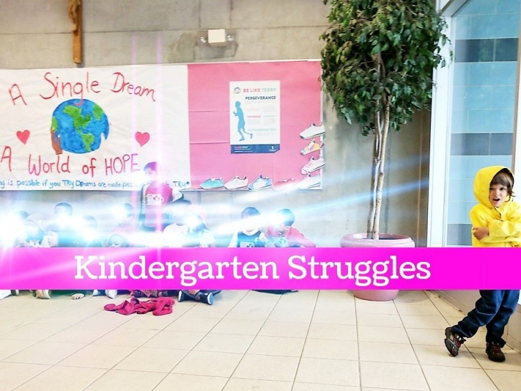 my child hates kindergarten