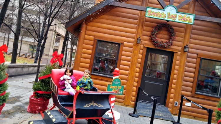 CHristmas events in Toronto with kids