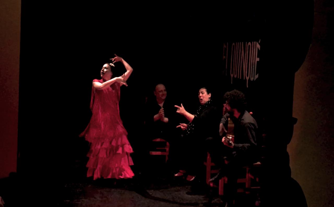 El Quinque Flamenco Show