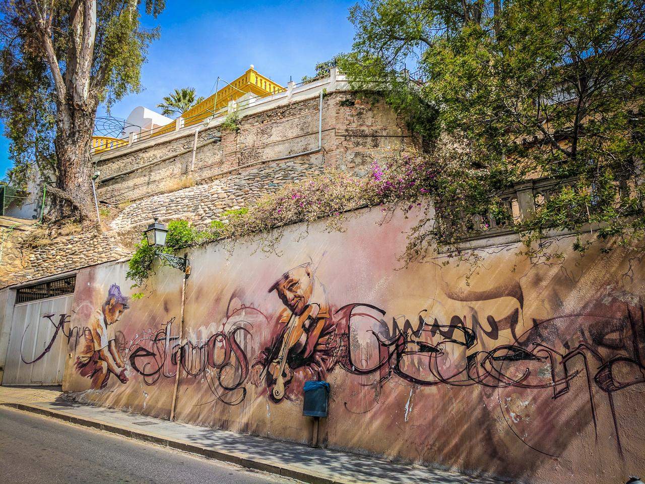 Granada Wall Art