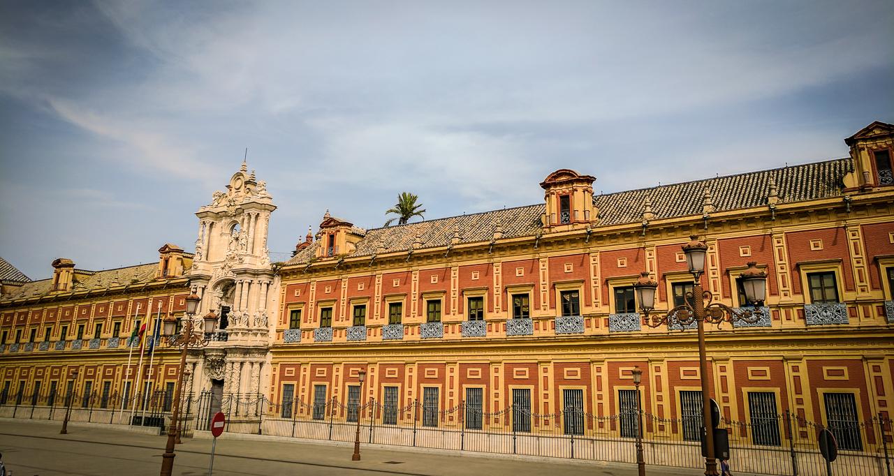 The Palace of San Telmo