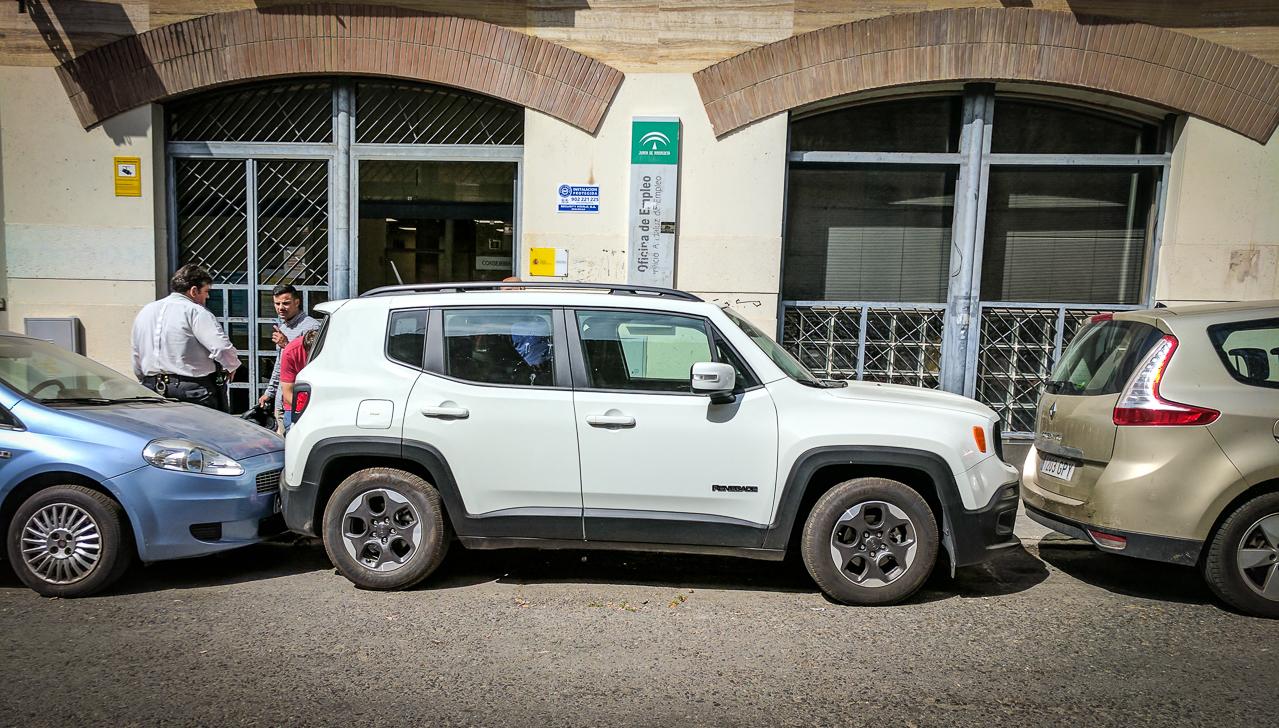 Parallel Parking Seville