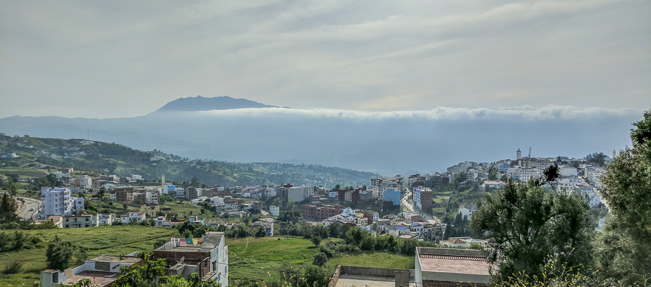 Chefchaouen Clouds